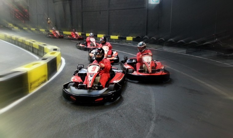 Défikart - karting in Toulouse