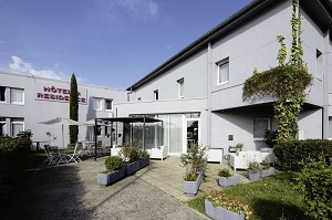 Hotel and Residence Octel - Exterior