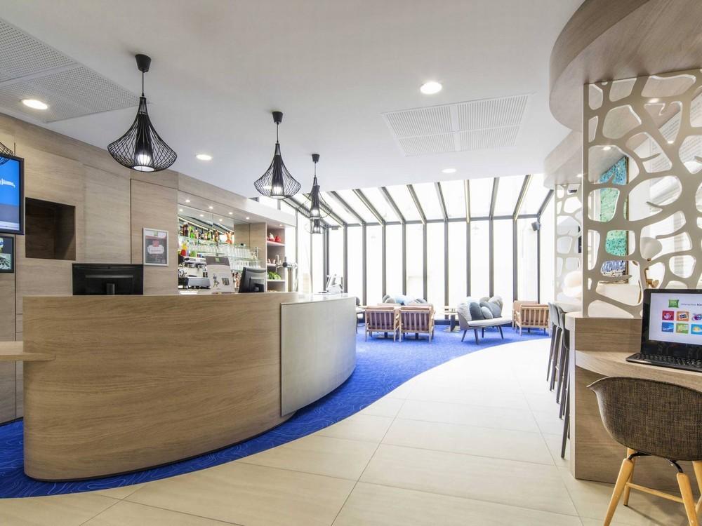 Hotel Ibis Centre La Rochelle Parking