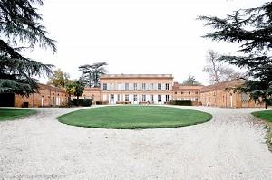 Chateau Lavalade - Esterno