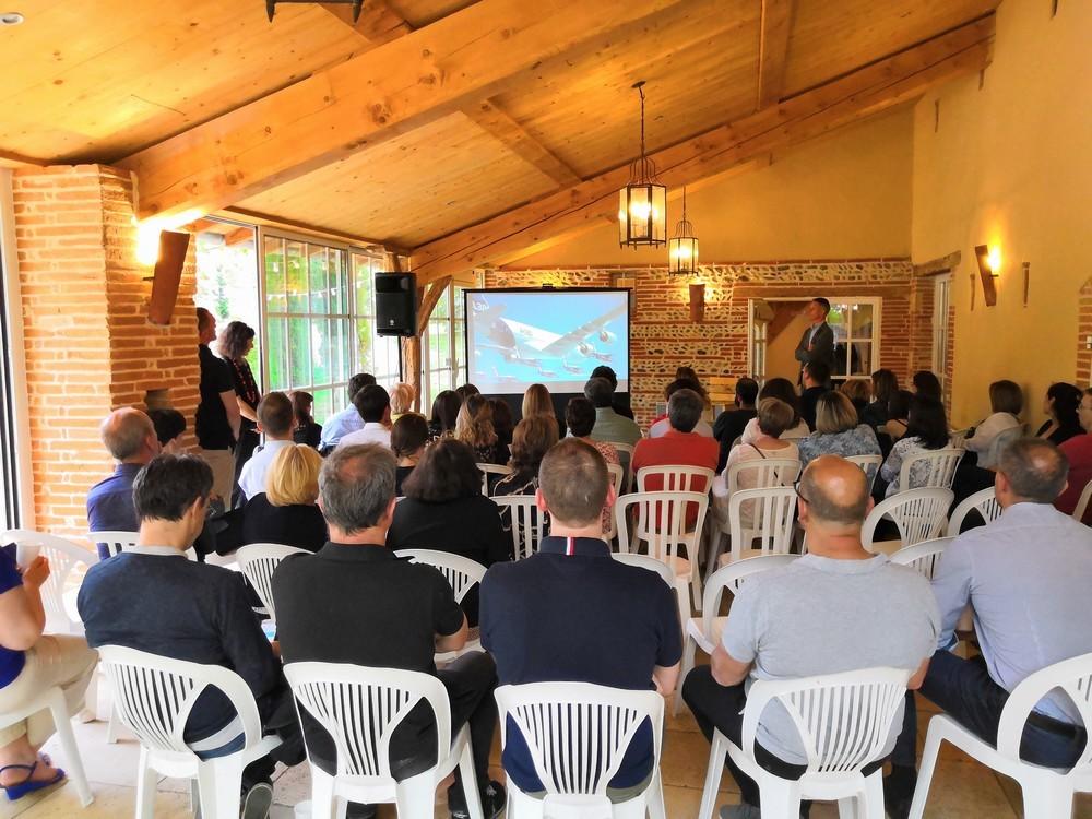 Domain of t - business seminar