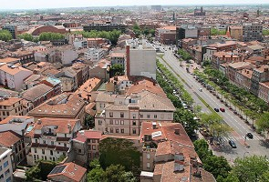 Haut Lofts - Great view of Toulouse