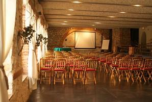 Château Guiraude - Sala de reuniones