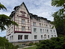 O Hotel Flormandie - Front