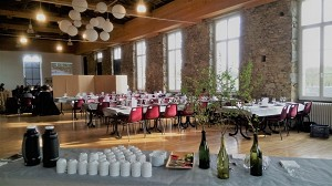 Domaine de la Guérie - Conference theater & lunch