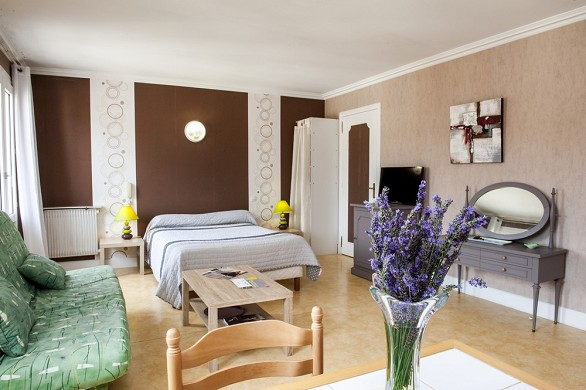 Brit Hotel Cahors Le France - Wohnung Cahors