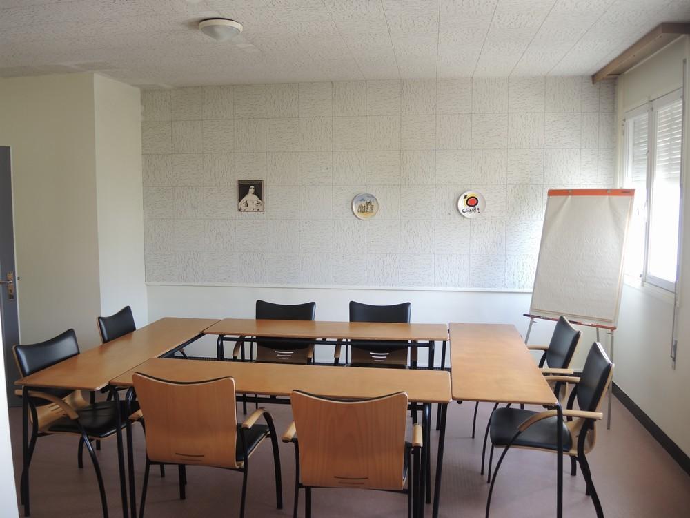 Hostellerie Bon Pasteur Salle Seminaire Angers 49