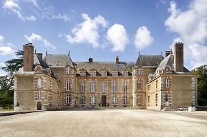 Domaine du Tremblay - castello per seminari Yvelines