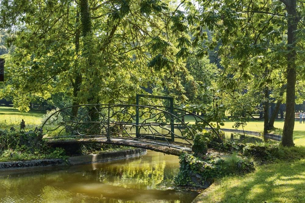 Castello di Nointel - giardino
