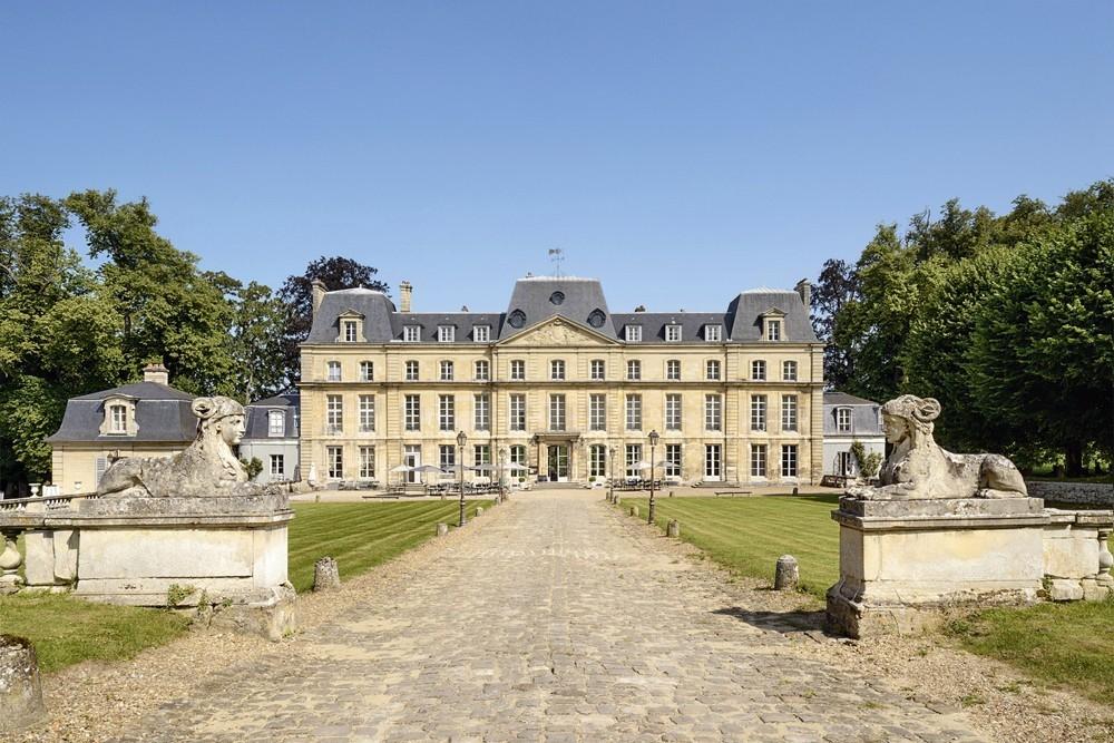 Château de Nointel: seminario di alto livello per aziende
