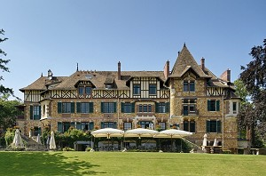 Château de Romainville - Yvelines Seminar Schloss