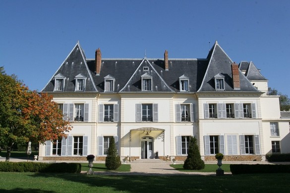 Châteauform 'the meadows of ecoublay - place of seminar 77