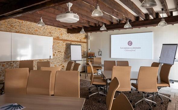 Châteauform 'les Prés d'Ecoublay - seminar space