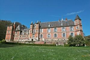 Castillo de Bellinglise - Castillo Oise