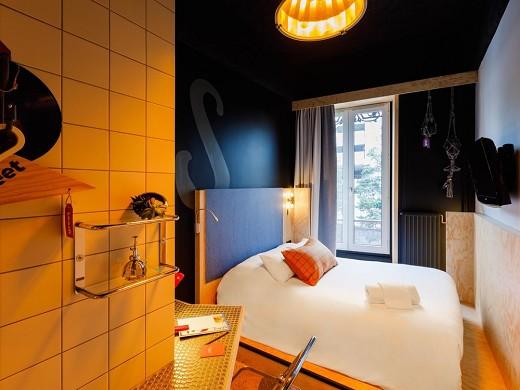 Greet hotel lyon confluence - habitación