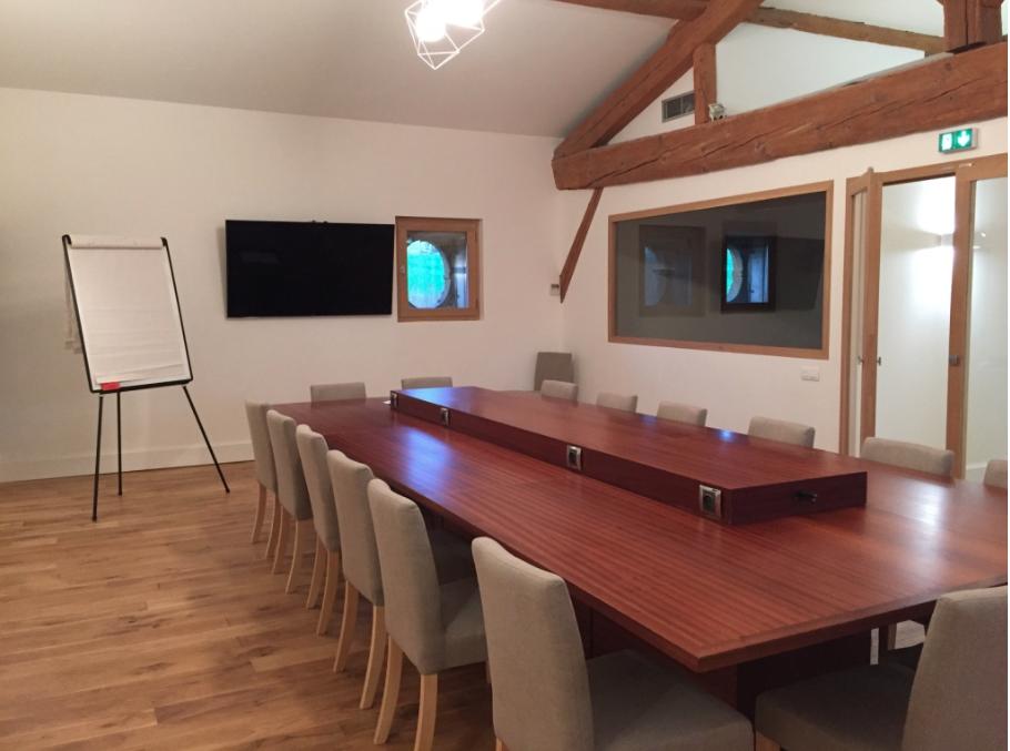 Château la gallée - meeting room