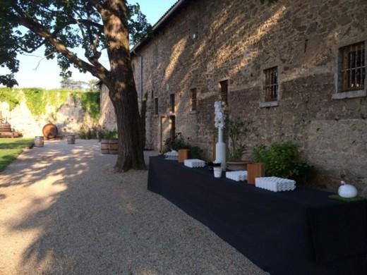 Château la gallée - all'esterno