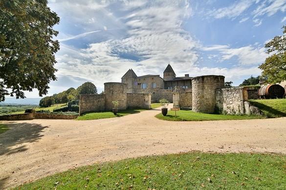 Gallée das Schloss - den Veranstaltungsort