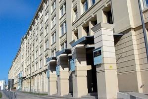 Centro de negócios Etienne - Space Fauriel - Front
