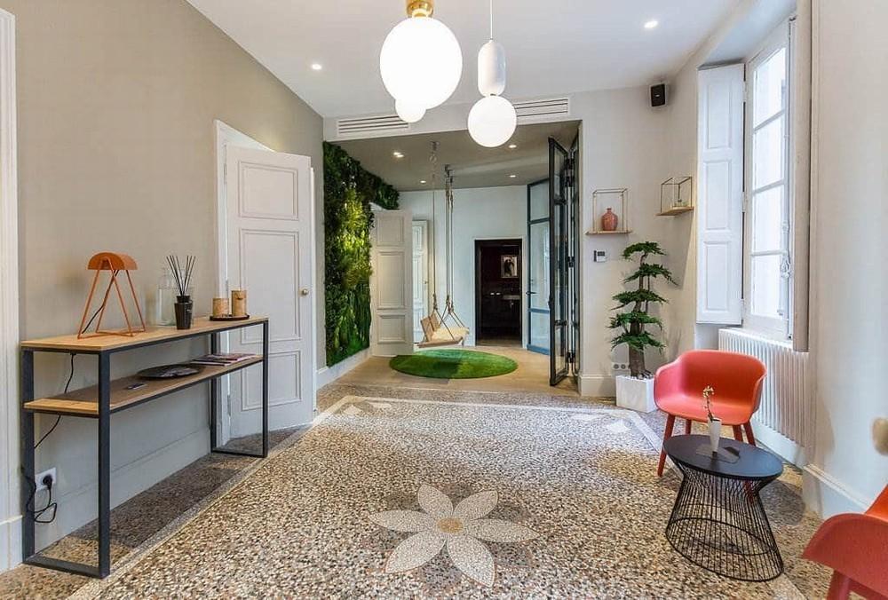 Maison lassagne salle s minaire lyon 69 for Le jardin gourmand lyon