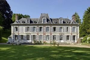Castle Neuville-Bosc - Castle Oise