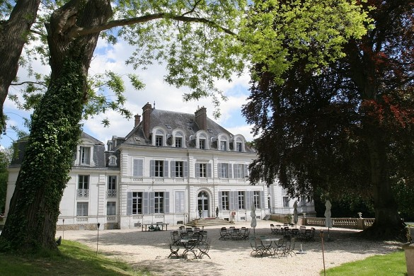 Château de crécy - castello per seminari di lusso