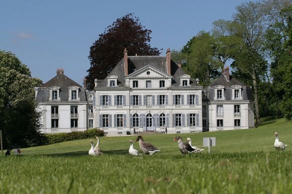 Castello di Crécy - castello del seminario di crecy-la-chapelle
