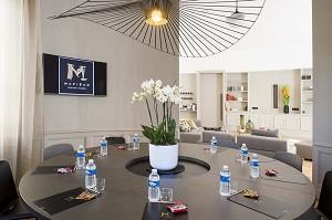 Mapièce Giacobini - Spazio Meeting