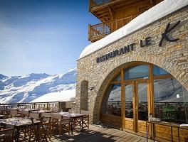 Chalet Hotel Kaya Les Menuires - Restaurant