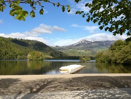 Domaine du Lac Chambon - You can click to enlarge the photo