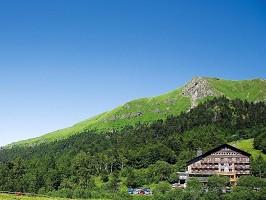 Le Puy Ferrand - verde seminario Luogo