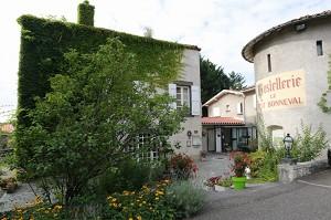 Hostellerie Le Petit Bonneval - spazio esterno