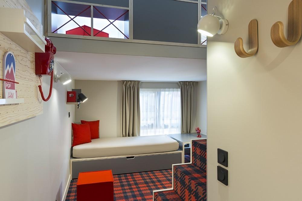 Rocky pop hotel - room