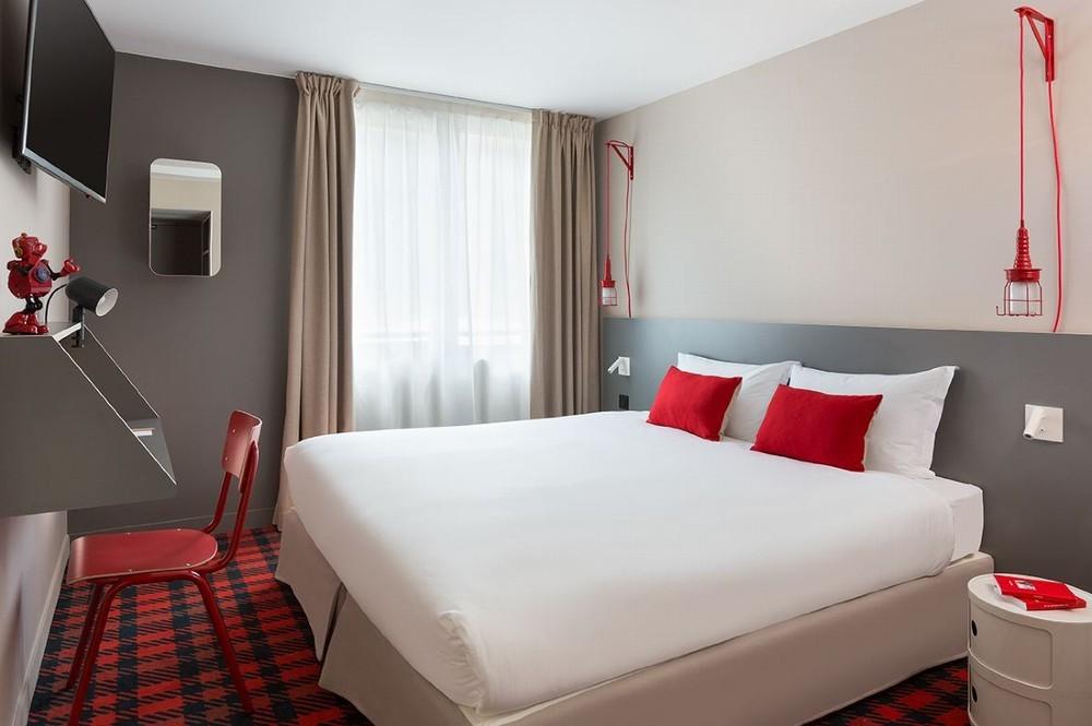 Rocky Pop Hotel - Zimmer