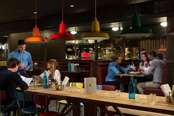 Rockypop chamonix - les houches - restaurante