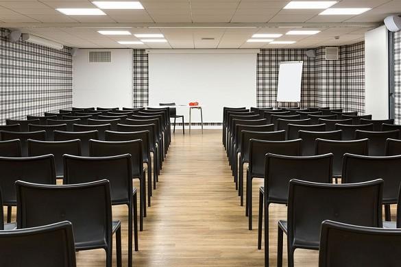 Rockypop chamonix - les houches - sala de seminarios