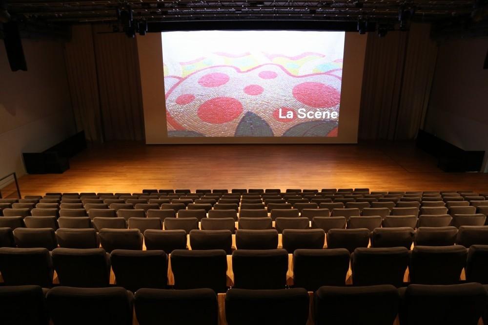 Louvre-Lens - la scena