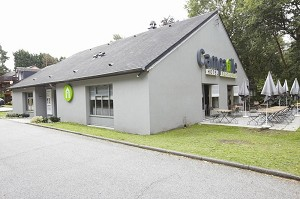 Campanile Rouen Sud Zenith Parc Expo - Esterno