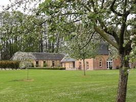 El Hetraie - Jardín