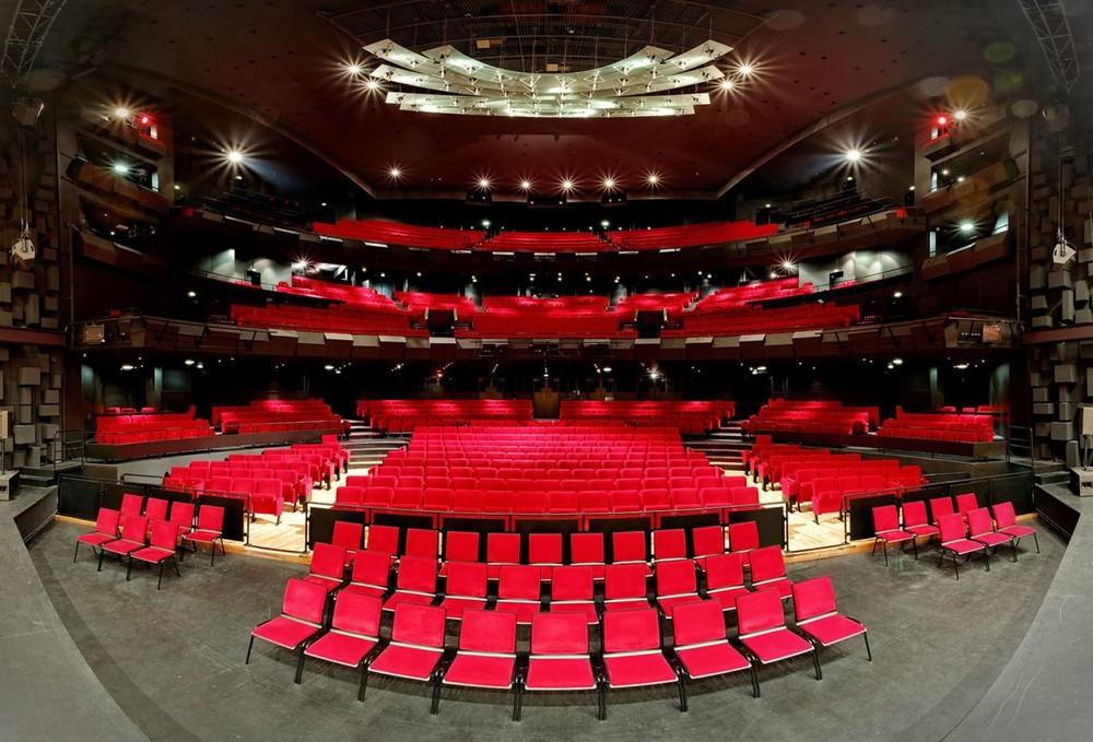 salle theatre rouen