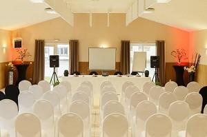 Salón aeródromo Yvetot - Sala de conferencias