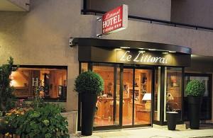 Hotel Le Littoral - Inicio