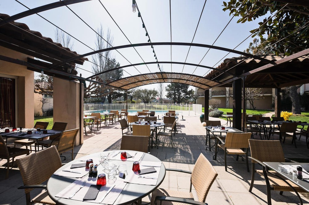 Best Western Hotel Le Paradou Salle S 233 Minaire Avignon 84