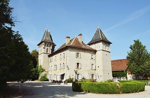 Schloss von Saint-Sixt - Castle Seminar