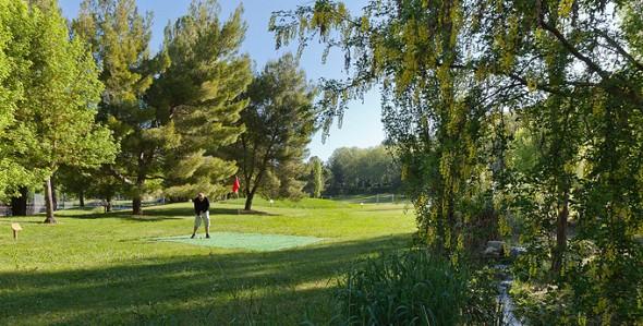Castillo de campo laval mini golf