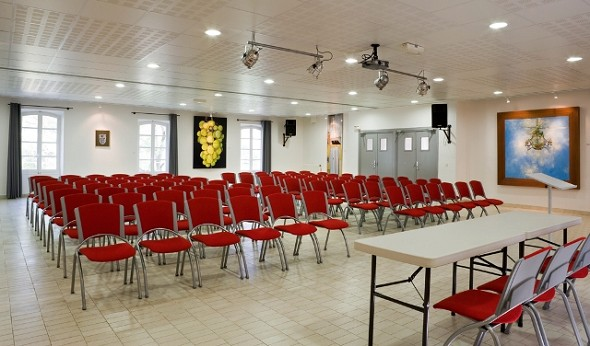 Sala de seminarios Domaine de chateau laval