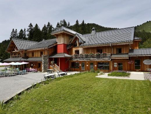 Chalet hotel vacca park - garden