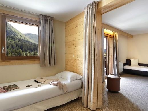 Chalet hotel vacca park - bedroom