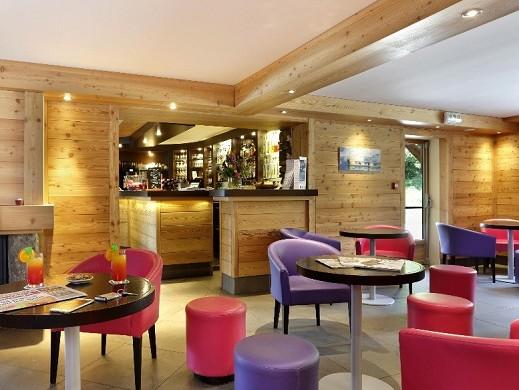 Chalet hotel vacca park - interior