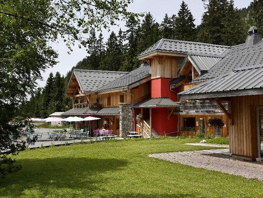 Chalet hotel vacca park - seminar venue in the green
